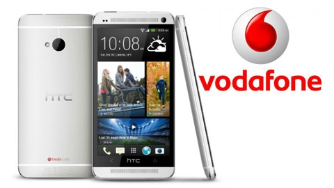 Vodafone'dan müşterilerine özel HTC One Max kampanyası