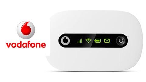 Vodafone'dan paylaşımlı internet: Wİ-Fİ Vodem