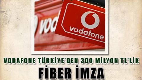 Vodefone fiber internet ağını 2,5 katına çıkaracak