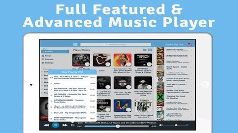 Vole Music iOS Uygulaması