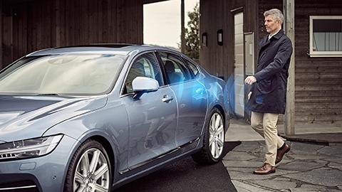 Volvo'nun anahtarsız otomobil planı detaylandı
