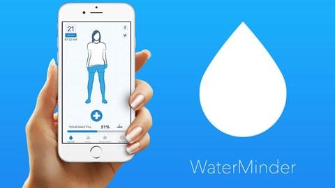 WaterMinder iOS Uygulaması