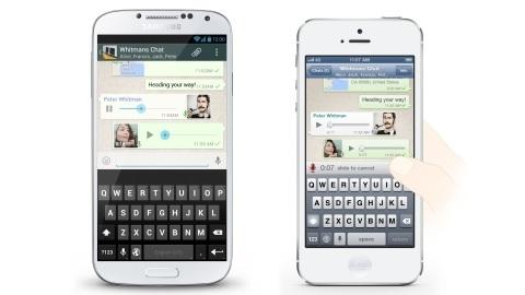 WhatsApp 300 milyon aktif kullanıcıya ulaştı, sesli mesaj hizmetine başladı