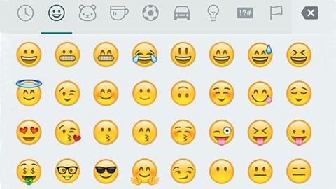 Son WhatsApp güncellemesiyle Android sürümüne yeni emojiler eklendi