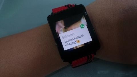 WhatsApp resmen Android saatlerde