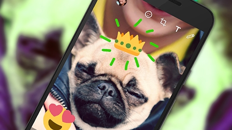 WhatsApp'a Snapchat benzeri fotoğraf düzenleme özellikleri geldi