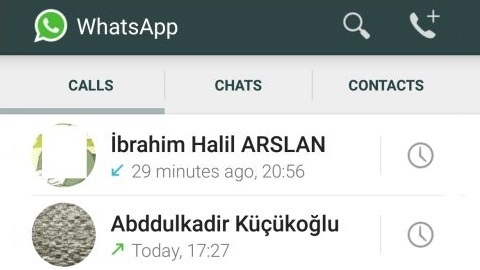 WhatsApp sesli arama özelliği tüm Android kullanıcılarına sunuldu