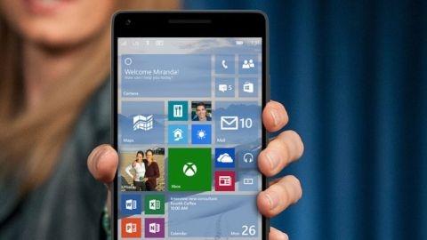 Windows 10 yüklü telefonlar Android uygulamalarını çalıştırabilecek