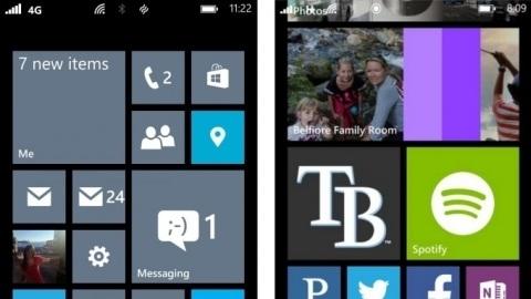 Windows Phone 8 GDR3'e ait ilk ekran görüntüsü ve yenilik listesi