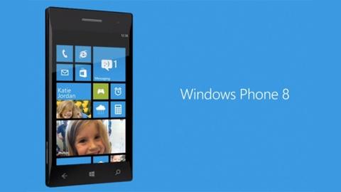 Windows Phone'lar 7 ülkede iPhone'u geçti