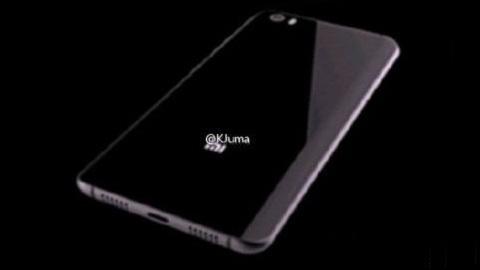 Kavisli arka yüzeye sahip yeni Xiaomi telefonundan ilk görüntü geldi