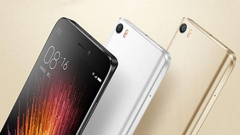 Snapdragon 820 çipsetli Xiaomi Mi 5 resmen tanıtıldı