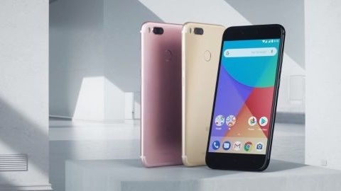 Saf Android yazılıma sahip Xiaomi Mi A1 duyuruldu