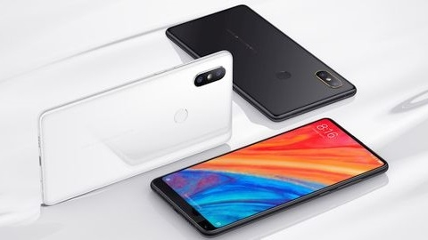 Snapdragon 845 çipsetli Xiaomi Mi Mix 2s resmen tanıtıldı