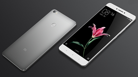 6,44 inçlik melez telefon Xiaomi Mi Max resmen tanıtıldı