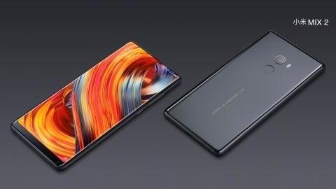 Çerçevesiz Xiaomi Mi Mix 2 tanıtıldı