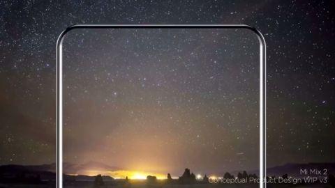 Xiaomi Mi Mix 2 tanıtım tarihi açıklandı