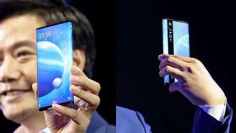 Xiaomi Mi MIX Alpha: hem ön hem arka yüzeyi saran ekran, 108 MP kamera