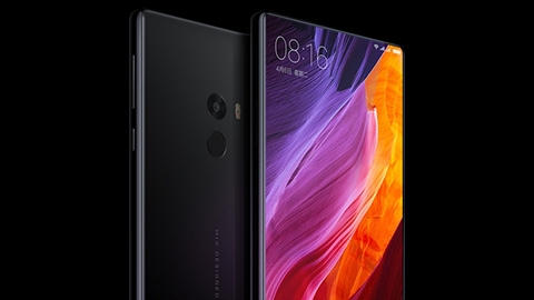 Xiaomi'den sıra dışı tasarımıyla yeni telefon: Mi MIX