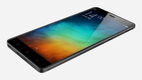 5,7 inçlik Xiaomi Mi Note resmen tanıtıldı