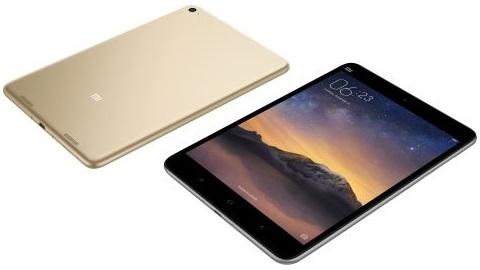 Xiaomi Mi Pad 2: Intel Atom X5 çipset, USB Type-C