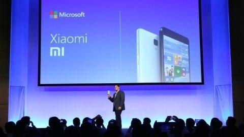Xiaomi Mi4, Microsoft'un Windows 10 test sürecine dahil edildi