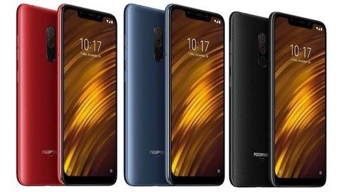 Xiaomi POCO F1 tanıtıldı