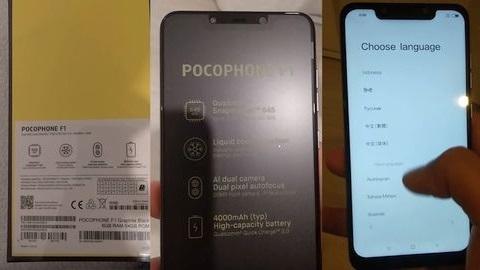 Xiaomi Pocophone F1'in performans test sonucu ortaya çıktı