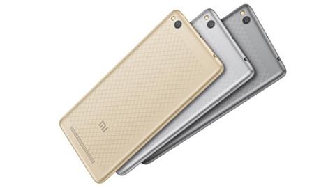 4100 mAh bataryalı bütçe dostu Xiaomi Redmi 3 duyuruldu