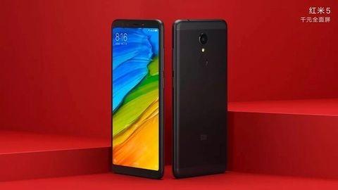 Xiaomi Redmi 5 ve 5 Plus'tan ilk görüntüler