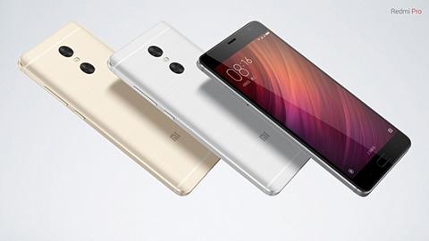 Çift arka kameralı Xiaomi Redmi Pro tanıtıldı