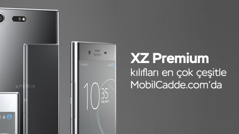 Xperia XZ Premium Kılıfları İçin Adres MobilCadde