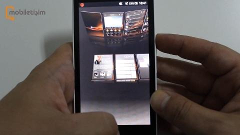 Yandex Shell Android uygulaması video incelemesi