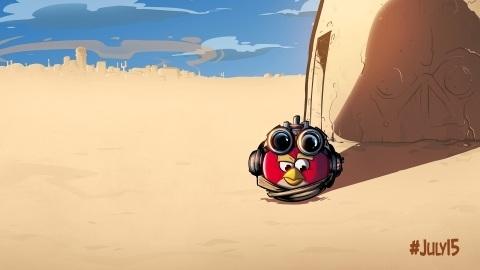 Yeni Angry Birds oyunu 15 Temmuz'da duyuruluyor