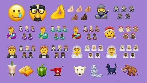 Yeni Emojiler İçin Geri Sayım Başladı!