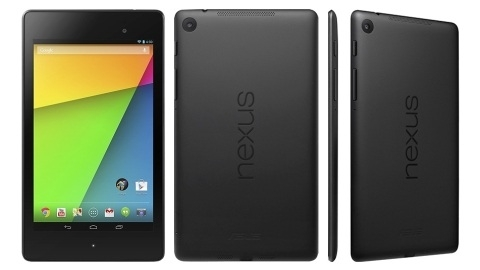 Yeni Google Nexus 7 tanıtıldı