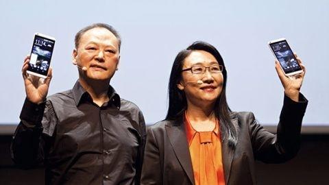 Yeni HTC CEO'su Cher Wang oldu
