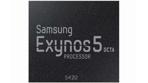 Yeni Samsung Exynos '5420' 5 Octa tanıtıldı