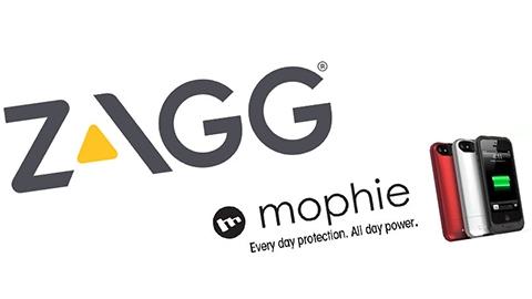 ZAGG, bataryalı kılıf üreticisi Mophie'yi satın alıyor
