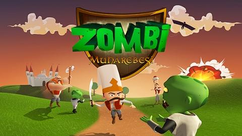 Zombi Muharebesi ile yeniçeriler zombilere karşı