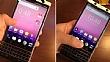 QWERTY klavyeli BlackBerry Mercury görüntülendi