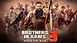 Brothers in Arms 3: Sons of War aksiyon oyunu i�in tan�t�m videosu