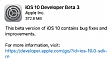 iOS 10 beta 3 yay�mland�
