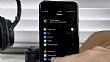 iOS 11'in Dark Mode özelliği görüntülendi