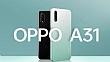 Oppo A31 Tanıtıldı!
