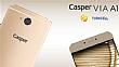 Turkcell Casper VIA A2 Akıllı Telefon Kampanyası