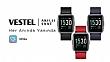 Vestel Akıllı Saat Satışta!