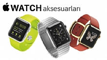 Apple Watch Aksesuarlar� MobilCadde.com�da