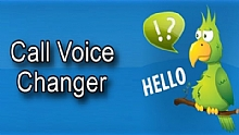 Call Voice Changer Android Uygulaması