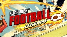 Mobil oyun incelemesi: Flick Kick Football Legends